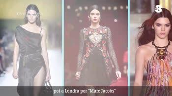 Vite da Copertina: la carriera da modella di Kendall Jenner