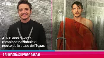 VIDEO Pedro Pascal, 7 curiosità sull'attore