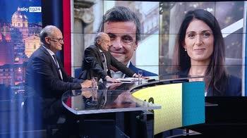 Roma, Michetti: Se vince Gualtieri entrano i centri sociali