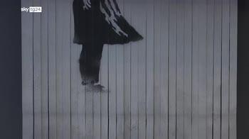 Record per opera di Banksy venduta all'asta