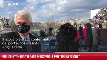 Bill Clinton ricoverato in ospedale per ?un?infezione?