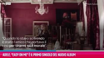 VIDEO Adele, Easy on me è il primo singolo del nuovo album