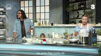 Alessandro Borghese Piatto Ricco - Anatemi in cucina