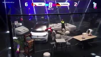 Mondiale del palloncino: il Peru vince in finale