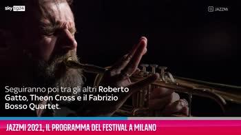 VIDEO Jazzmi 2021, il programma del Festival