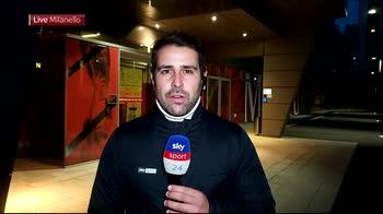 Milan, Brahim Diaz positivo al Covid-19