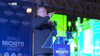 Michetti, centrosinistra ha lasciato all'asciutto capitale