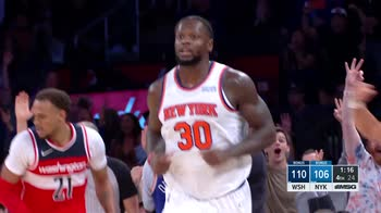 Preseason NBA: New York-Washington 115-113
