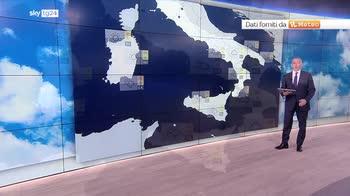 Meteo: Anticiclone delle Azzorre alla riscossa, tanto sole