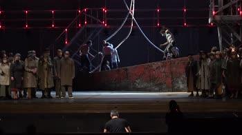 """Palermo, in scena al Teatro Massimo """"Il pirata"""" di Bellini"""