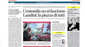 Rassegna stampa, i giornali del 17 ottobre