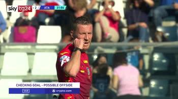 Serie A, Empoli-Atalanta 1-4: gol e highlights