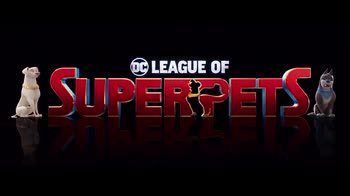 DC League of Super-Pets, il nuovo teaser del film animato