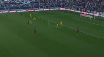 Bordeaux-Nantes, il gol di Ui-jo Hwang