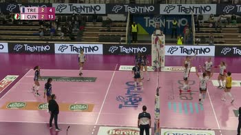 MCH TRENTO CUNEO VOLLEY SN015686