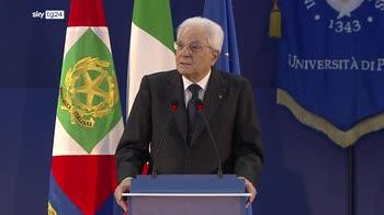 ERROR! Green pass, Mattarella: violenza crea tristezza, non allarme