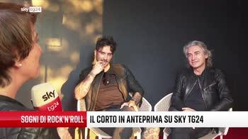 ?Sogni di rock?n?roll?, Luciano Ligabue e Fabrizio Moro a Sky Tg24