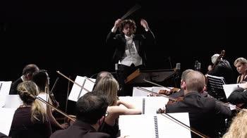 Filippo Arlia fa Elgar: Cello Concerto Enigma Variations