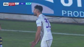 Serie A, Venezia-Fiorentina 1-0: video, gol, highlights