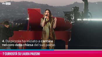 VIDEO Laura Pausini, 7 curiosità su di lei