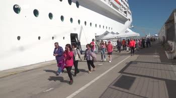 ERROR! Palermo, vaccinazione supera il 90% tra i lavoratori portuali