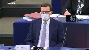 Ipotesi Polexit, Premier polacco: non accettiamo ricatti dall'UE