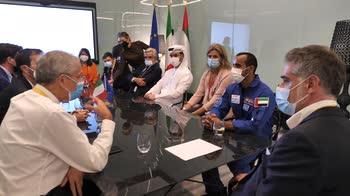 ERROR! Italia in orbita, a dubai i protagonisti del ritorno sulla luna