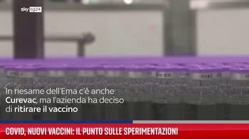 Covid, nuovi vaccini: il punto sulle sperimentazioni