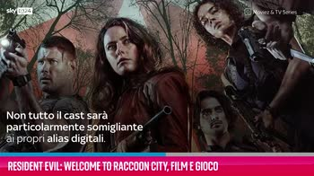 VIDEO Resident Evil: Welcome to Raccoon City, film e gioco