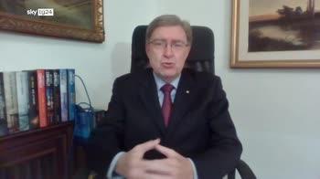 ERROR! Giovannini: spero che Alitalia faccia presto bandi handling