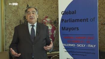 A Palermo si riunisce il Parlamento globale dei sindaci