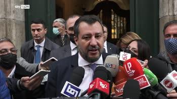 ERROR! Salvini, Banco di prova unit� centrodestra � la manovra