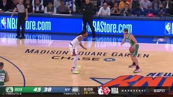 NBA, 46 punti per Jaylen Brown contro New York