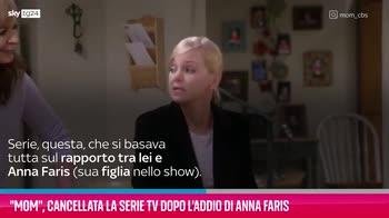 VIDEO Mom, cancellata la serie TV dopo l'addio di Anna Fari