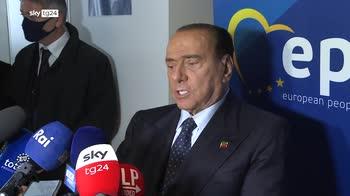 ERROR! Berlusconi, Da Merkel sempre atteggiamento positivo per Italia