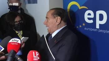 ERROR! Berlusconi, Draghi sarebbe ottimo Capo dello Stato
