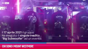 VIDEO Chi sono i Mount Westmore