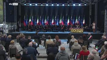 Mattarella: Gorizia-Nova Gorica vetrina spirito Ue