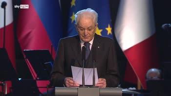Mattarella a Gorizia e in Slovenia: confine che unisce, esempio per Ue