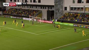Conference League, Bodo/Glimt-Roma 6-1: video e highlights