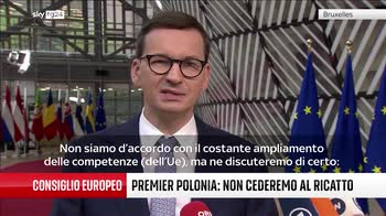 ERROR! Consiglio europeo tra caso Polonia e caro energia
