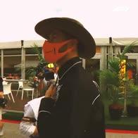 f1 gp usa ricciardo cowboy