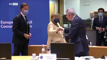 ERROR! Berlusconi alla Merkel: grazie per quanto fatto in questi anni