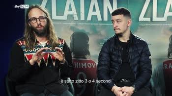 I'm Zlatan, il film su Ibrahimovic alla Festa di Roma