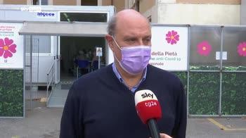 Green pass, nel Lazio 91% popolazione ha completato il ciclo vaccinale