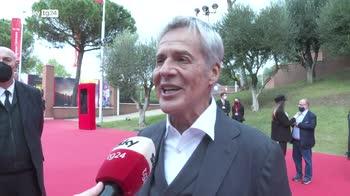 Claudio Baglioni alla Festa del Cinema di Roma