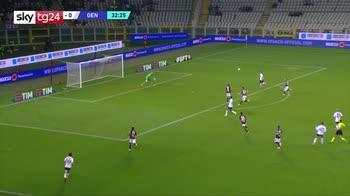 Serie A, Torino-Genoa 3-2: gol e highlights