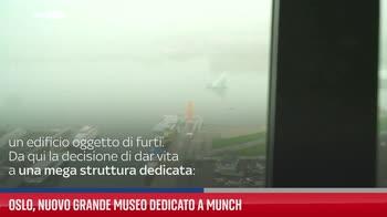 Oslo, nuovo grande museo dedicato a Munch