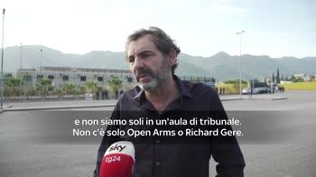 Processo Open Arms, Oscar Camps: qui per la giustizia