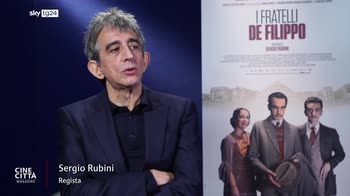 Sergio Rubini racconta i De Filippo alla Festa del Cinema